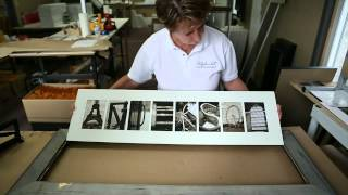 Official Alphabet Photography - How It's Made