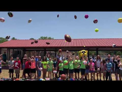 Orange Park Elementary School Wins NFL Play 60 Video Contest