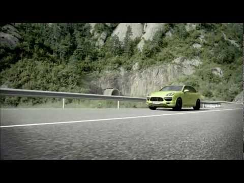 New Porsche Cayenne GTS – 2013 Advertising