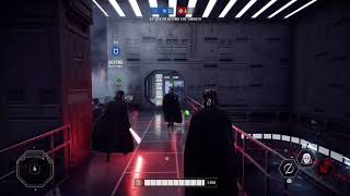 SW Battlefront II - Yoda's Oh SH!T moment