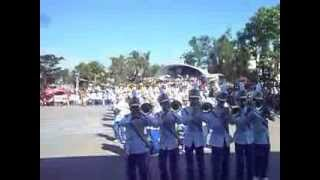 Repeat youtube video ZABAT BAND DRILL EXIBITION 2014 @ GAPAN CITY PLAZA