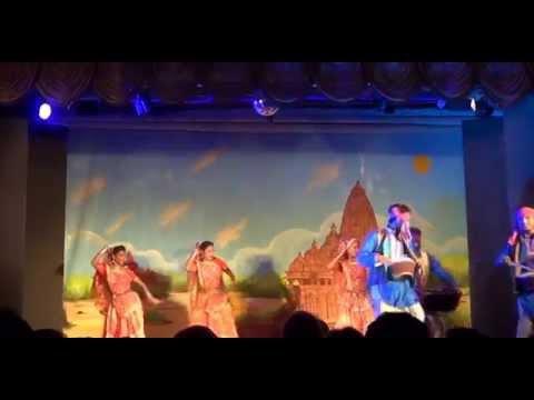 Khajuraho Dance Show - Part 2