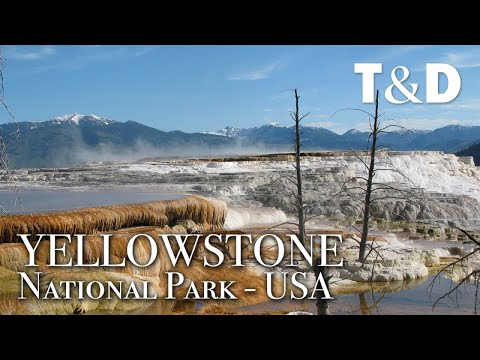 Yellowstone National Park Video Guide - Travel & Discover