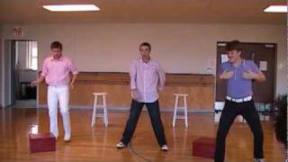 High School Musical (Mini Multiple for Mackinac 2010) pt 1
