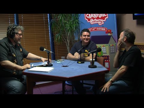 Episode 1: Phill Jupitus with Tommy Tiernan and Kevin Healy