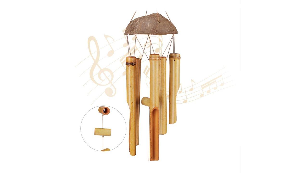 Deko Japanisches Windspiel Wind Chimes für Balkon Garten