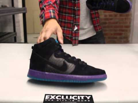 the best attitude 36962 f51d7 Nike Dunk High Premium SB