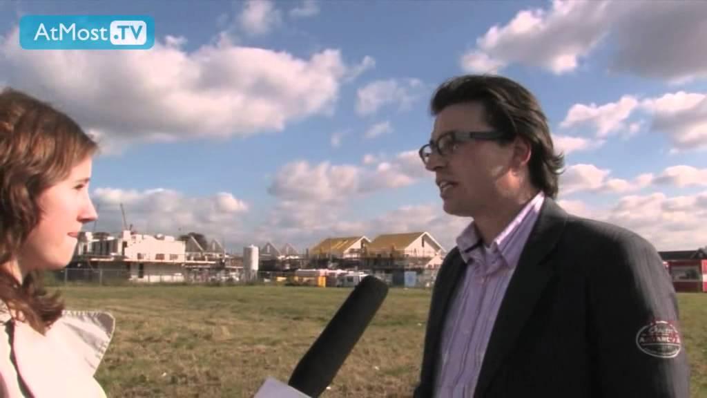Interview met Erik van der Wal (Bouwfonds) over wonen in De ...