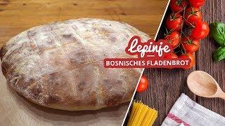 Bosnisches Fladenbrot Lepinje selber machen | Art of BBQ