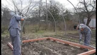 видео Особенности монтажа конструкций из поликарбоната