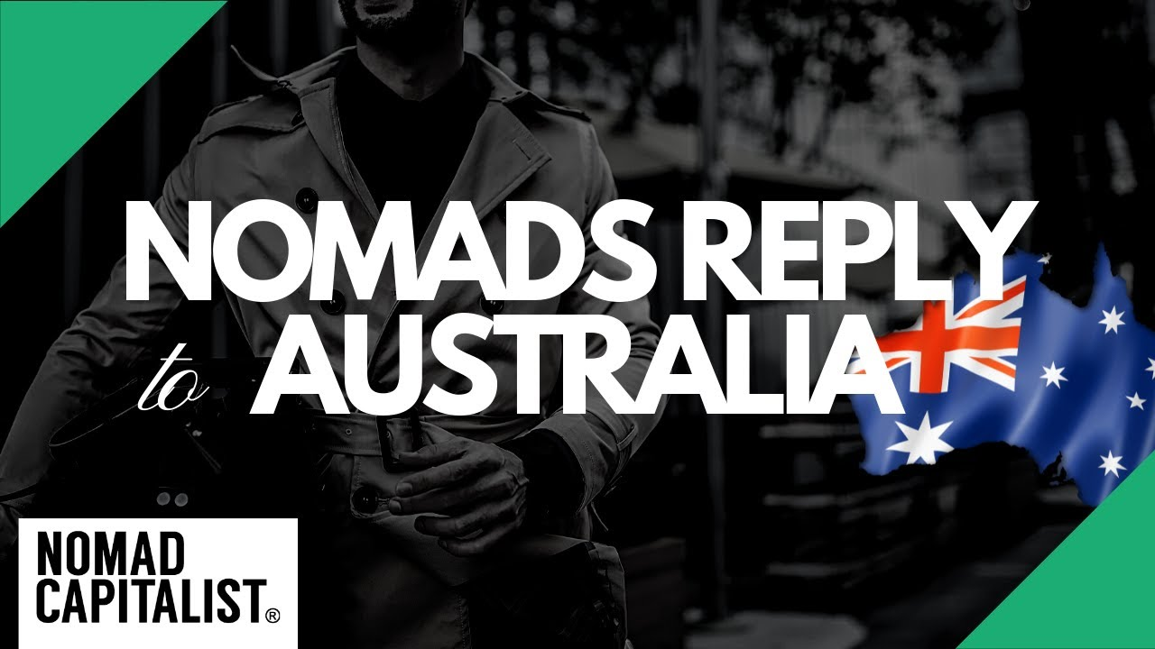 Nomads Reply to Australia's Lockout of Their Own Citizens