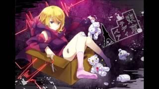 【Kagamine Rin】- Tokyo Teddy Bear (L.V. Mix) 【Utsu-P】