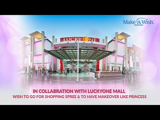Wish to go for Shopping spree & to have Makeover like princess