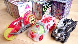 バットバイラルコアはガチャ版より豪華!SGシフトカー6 バット・サーカス・キケーン 音声確認レビュー!食玩 全5種 仮面ライダードライブ thumbnail
