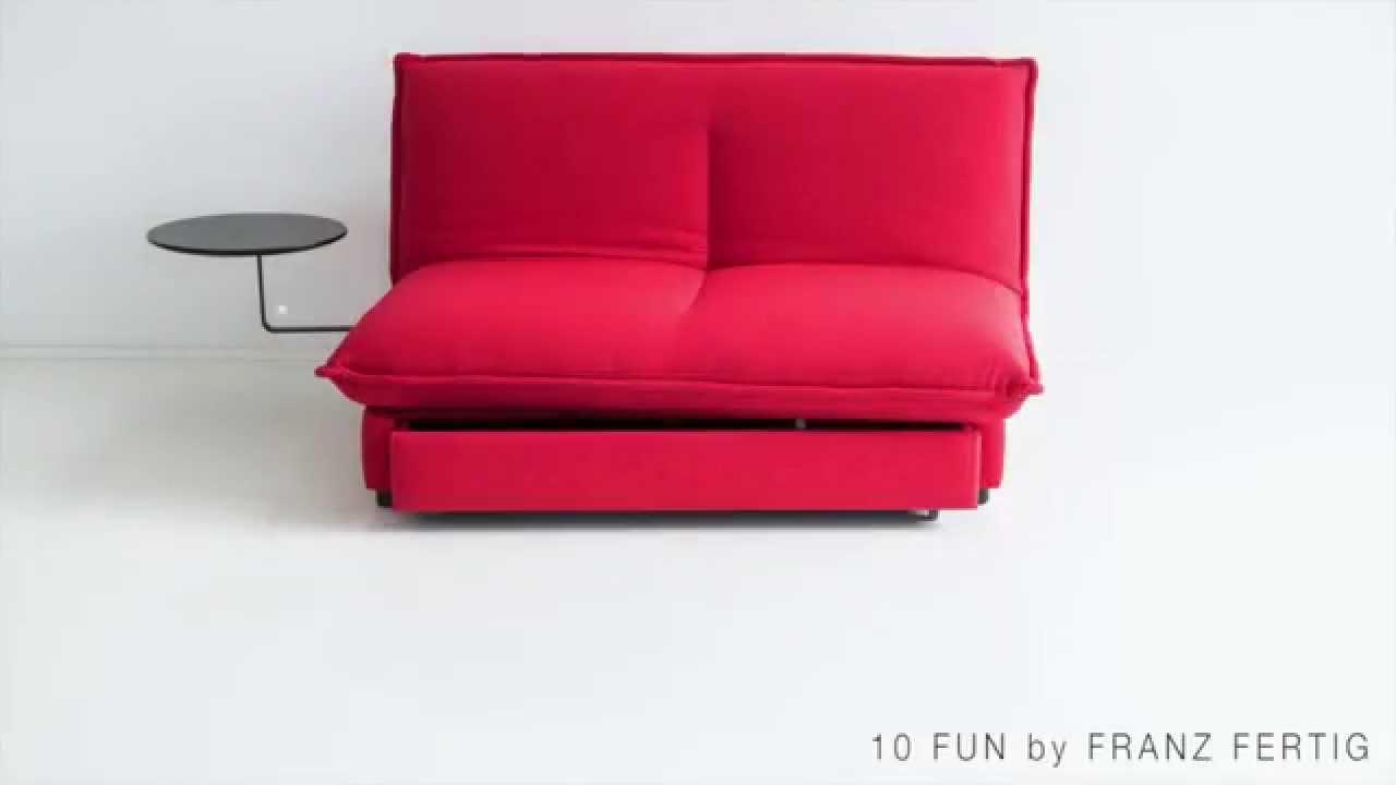Franz Fertig Fun Design Schlafsofa Wohndesign Maierhofer Wien