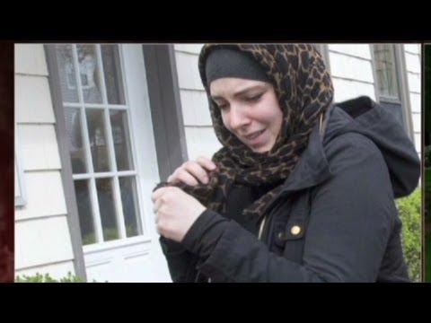 Bombing suspect's widow talks to FBI