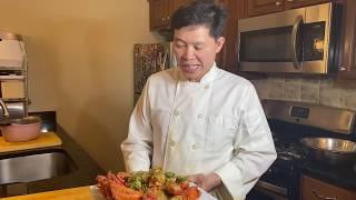 Tôm hùm rang muối ( Salt & Pepper Lobster )