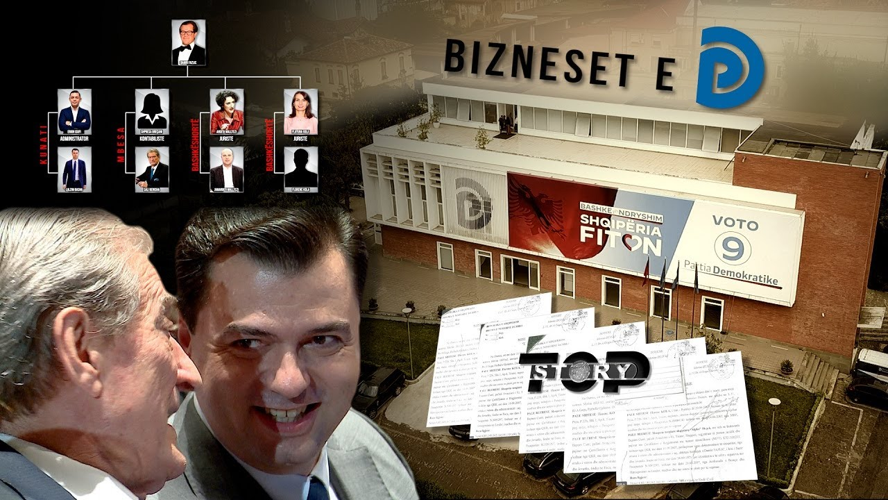"""Download """"Bizneset e PD""""-Një investigim i plotë sesi janë krijuar skema për përfitime miliona euro-Top Story"""