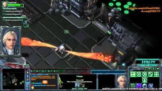 Прохождение кампании Новы #1-3 миссии - StarCraft 2 c ZERGTV