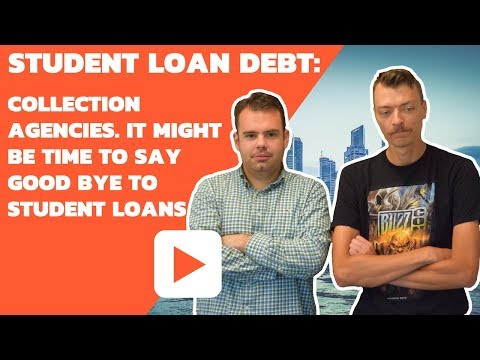 Debt Collection 101: Episode 43 - The Fate of Student Loan Debt
