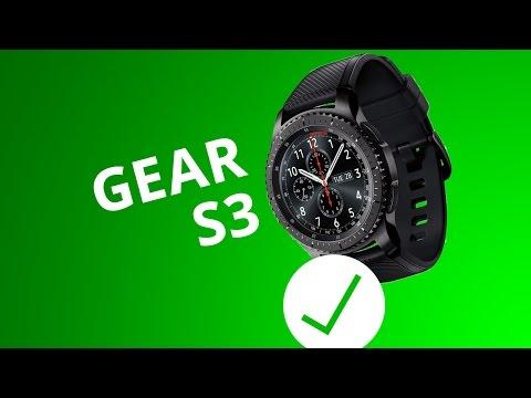 5 motivos para COMPRAR o Samsung Gear S3