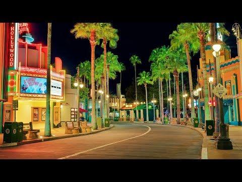 Hollywood Studios | Sunset Boulevard | BGM Loop