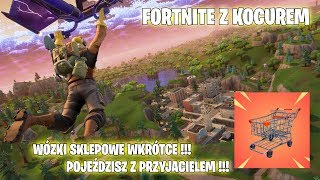FORTNITE-BUG-Tygday challenges migrated to Thursday, TROLLEYS as vehicles!!. I play with viewers