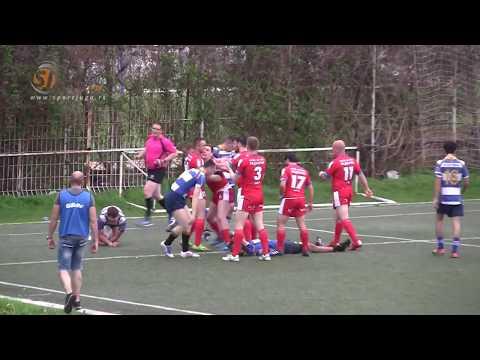 Ragbi 13: Radnički Niš - Tirana  38:0