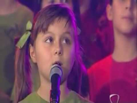 Piccolo coro dell'Antoniano & Carolina G - Una stella a Betlemme