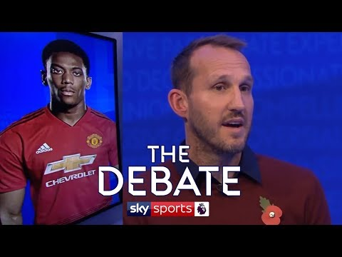 Why has Anthony Martial rejected Manchester United's latest contract offer? | The Debate