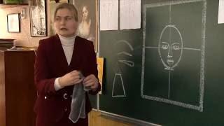 Відеоурок з образотворчого мистецтва
