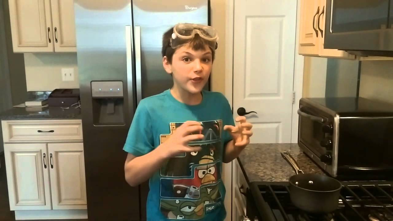 small resolution of 6th Grade States of Matter Project - YouTube