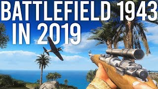 Playing Battlefield 1943 in 2019