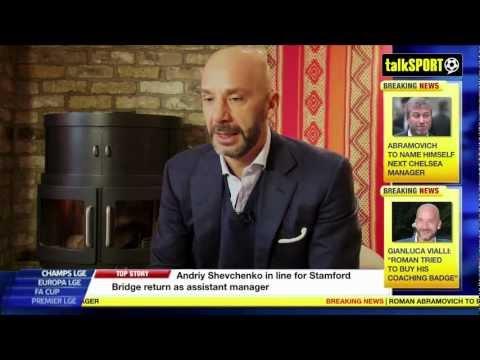 Abramovich To Manage Chelsea Next Season | April Fool
