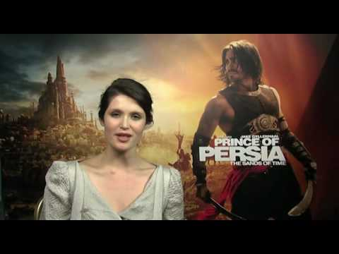 Prince Of Persia The Sands Of Time Movie Cast Interviews By The Kartel Youtube