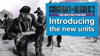 видео Company of Heroes 2: The British Forces