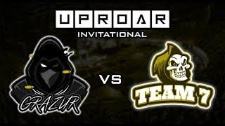 UPROAR INVITATIONAL SEASON 1 GRAND FINAL | Team Grazur vs. Team 7 | Games 2 & 3 thumbnail