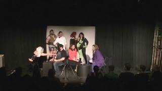 Dirty South Burlesque & Cabaret- Super Villain Speed Dating