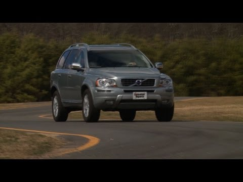 Volvo XC90 review from Consumer Reports