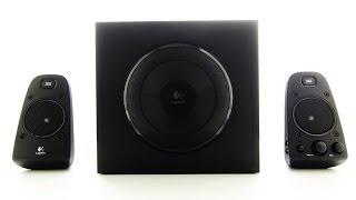 Logitech Z623 - Обзор отличной аудиосистемы или почему соседи больше со мной не здороваются