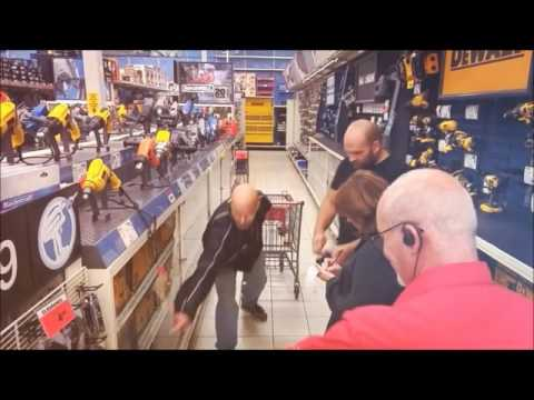 2016 Canadian Tire Shopping Spree Showdown Wrap Up