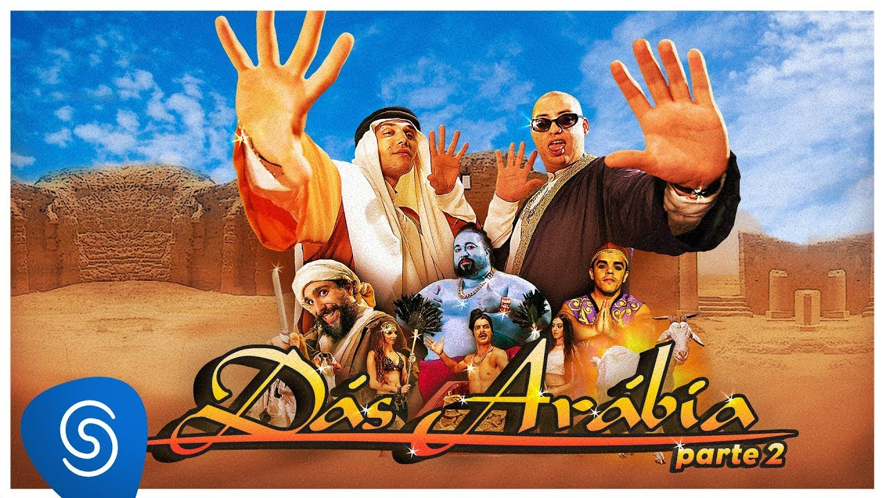 Download Costa Gold - Dás Arábia Pt. 2 (feat. Haitam) [prod. Nine] (Clipe Oficial)