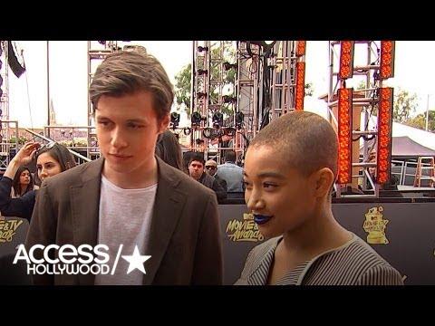 'Everything, Everything's' Amandla Stenberg & Nick Robinson On Meeting Beyoncé | Access Hollywood