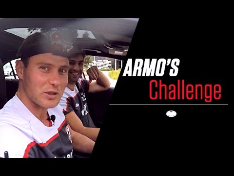 Armo's Challenge: Reverse parking