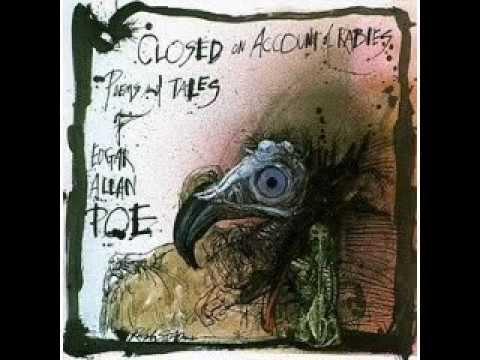 "Iggy Pop Reads Edgar Allan Poe's Classic Horror Story, ""The Tell-Tale Heart"""