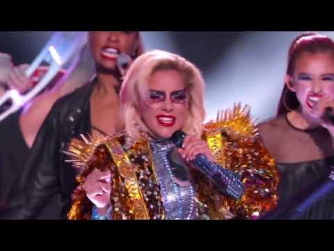 Lady Gaga Halftime Show Rehearsals