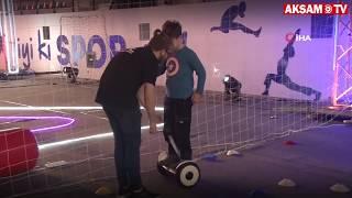 Akşam TV - Üsküdar Drone Festivali Haberi