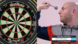 Matthew Selt | The BetVictor 9 Dart Challenge | World Snooker