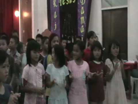 Sharing of Ministries Abroad (SOMA) 2009 - Mission to Tongod District of Sabah, Malaysia