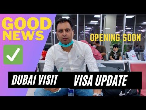 Dubai Visit Visa New Update Today - UAE Visit Visa News And Update